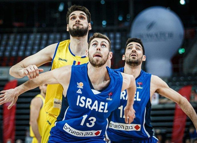 Izraelio rinktinė pasiekė dar vieną pergalę (FIBA Europe nuotr.)