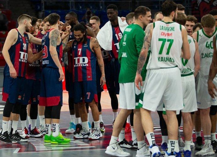 Žalgiriečiai Vitorijoje patyrė nesėkmę (Euroleague.net)
