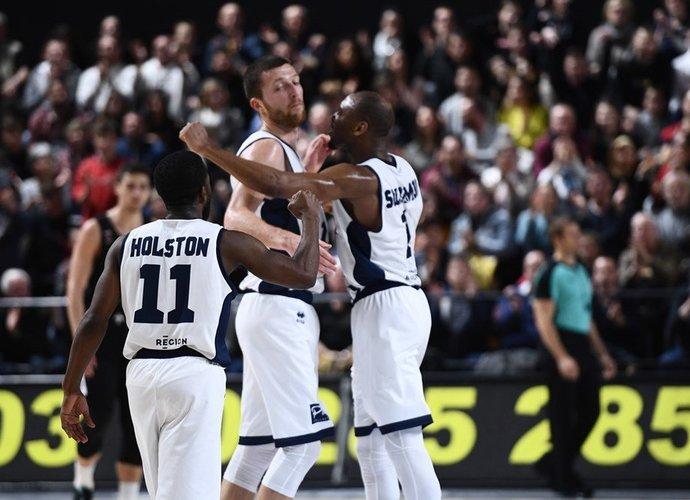 S.Kulvietis puikiai išnaudojo savo minutes (FIBA Europe nuotr.)