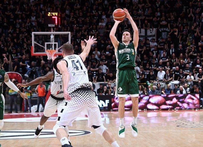 A.Juškevičius šį kartą nesužibėjo (FIBA Europe nuotr.)