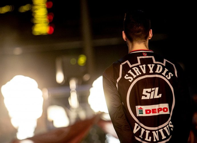 D.Sirvydis šį sezoną turėtų sulaukti daugiau šansų (BNS nuotr.)