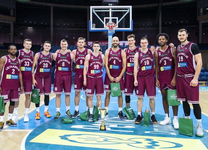 """Lietkabelis"" turnyrą baige pergale (www.kavolelis.lt)"