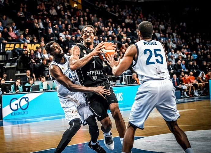 A.Stoudemire'as taps Izraelio piliečiu (FIBA Europe nuotr.)