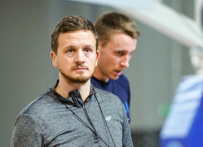 M.Leonavičius debiutuos LKL klubo vyr. trenerio pozicijoje (Klubo nuotr.)