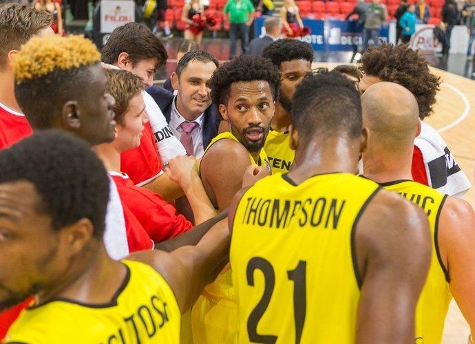 Ostendės ekipa šiame sezone remiasi jaunais žaidėjais (FIBA nuotr.)