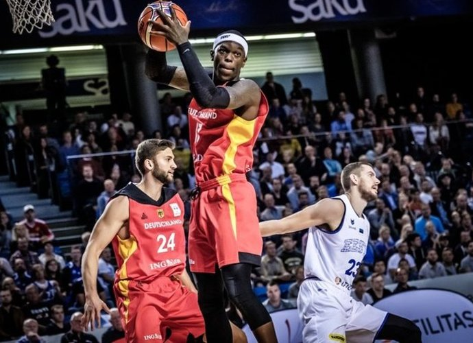 D.Schroderis sužaidė puikų mačą (FIBA Europe nuotr.)