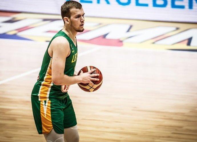 A.Velička buvo labai rezultatyvus (FIBA Europe nuotr.)