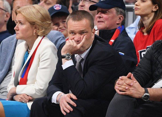 CSKA naujo vyr. trenerio neieškos (Scanpix nuotr.)