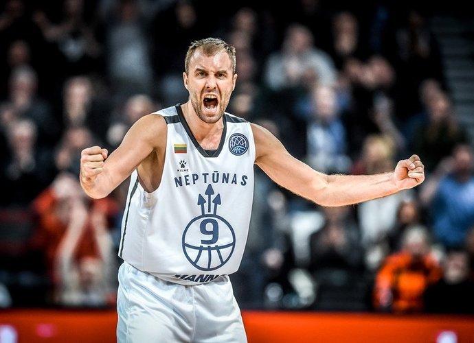 T.Delininkaitis nori grįžti į pergalingą kelią (FIBA Europe nuotr.)