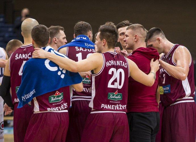 """Lietkabelis"" privalo nugalėti ""Filou"" ekipą (BNS nuotr.)"