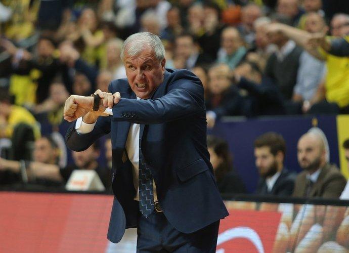 """""""Fenerbahče"""" nori, kad J.Vesely dirbtų iki karjeros pabaigos"""