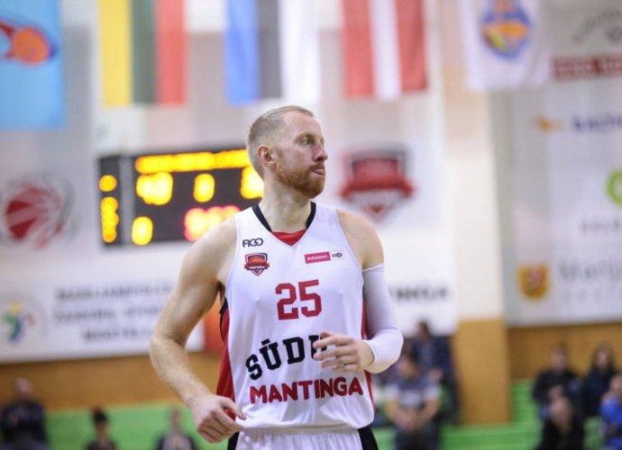 A.Kieža buvo rezultatyviausias savo komandoje (Klubo nuotr.)