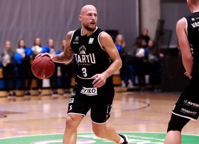 M.Mažeika pelnė 14 taškų