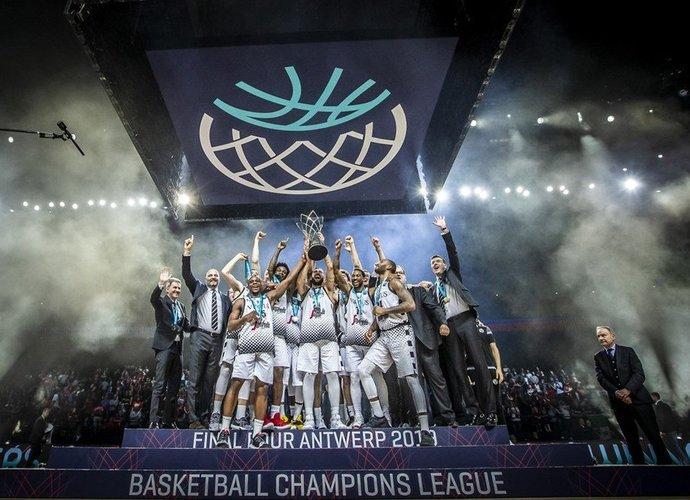 """""""Virtus"""" varžysis Europos taurėje (FIBA Europe nuotr.)"""