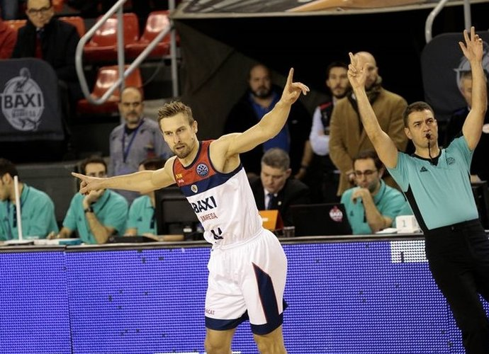 D.Dulkys buvo rezultatyvus (FIBA Europe nuotr.)