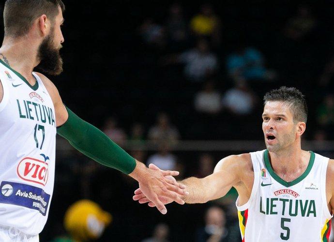 Startuoja geriausių krepšininkų rinkimai (BNS nuotr.)