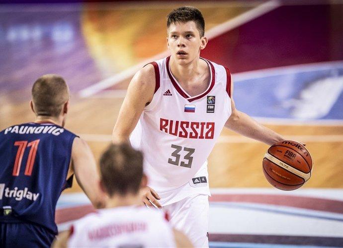 Z.Vedisčevas debiutuos LKL (FIBA nuotr.)