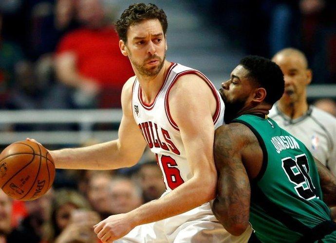 """""""Bulls"""" vadovai bandys įtikinti P.Gasolį likti Čikagoje (Scanpix nuotr.)"""
