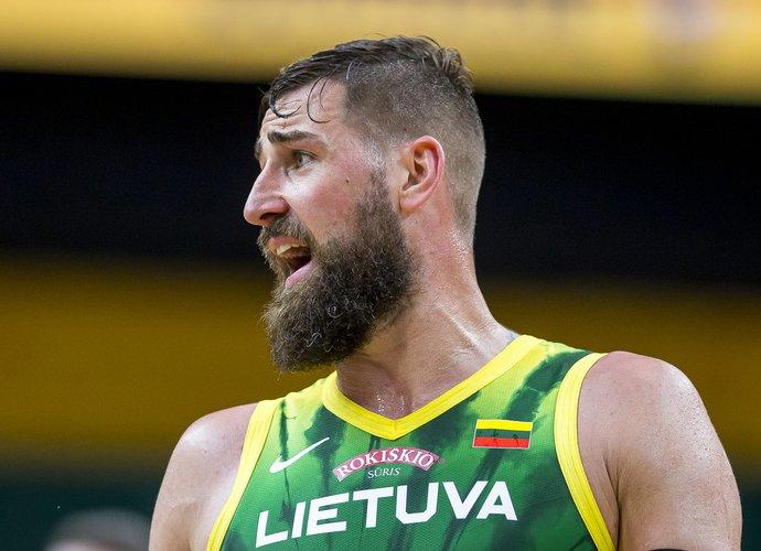 J.Valančiūnas vėl žaidė rezultatyviai (BNS nuotr.)