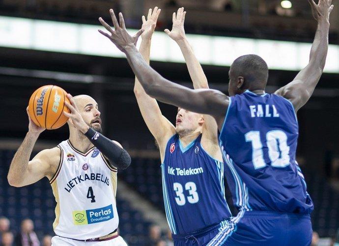 Panevėžiečiai lieka be pergalių (FIBA nuotr.)