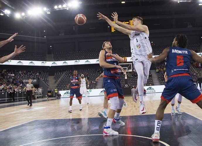 Lietuviams teko atsidurti ir mikrodvikovose (FIBA Europe nuotr.)