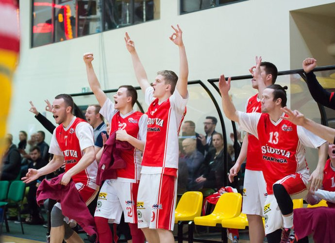 Mažesnės paramos sulauks ir NKL čempionai (Foto: Dainius Lukšta)