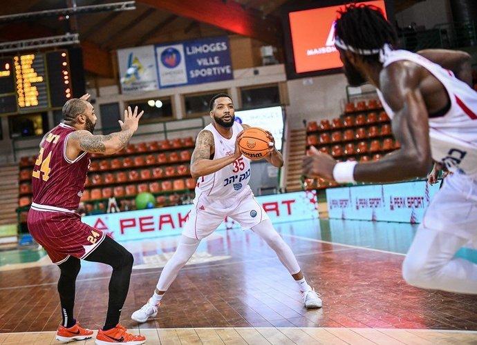 T.Thomasas yra tarp žaidėjų, kurie paliko Izraelį (FIBA nuotr.)