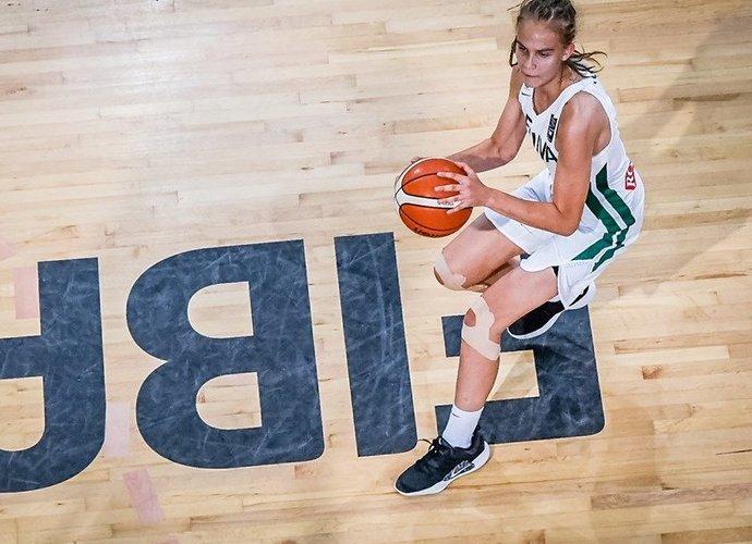 J.Jocytės karjera vystosi milžinišku greičiu (FIBA Europe nuotr.)