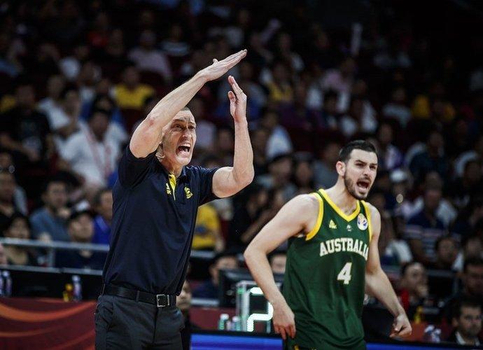 A.Lemanis jau pamiršo draugišką pergalę prieš JAV (FIBA nuotr.)