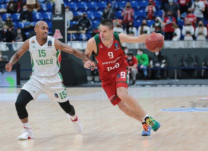 M.Kalnietis šį sezoną buvo išrinktas naudingiausiu Vieningosios lygos žaidėju (Euroleague.net nuotr.)