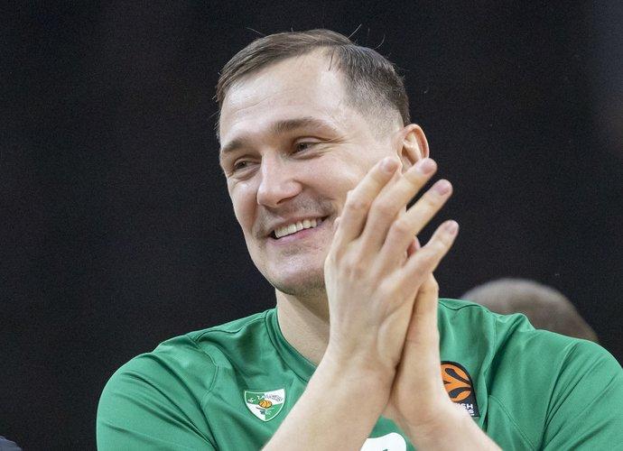 Ar P.Jankūnas baigs karjerą po šio sezono? (BNS nuotr.)
