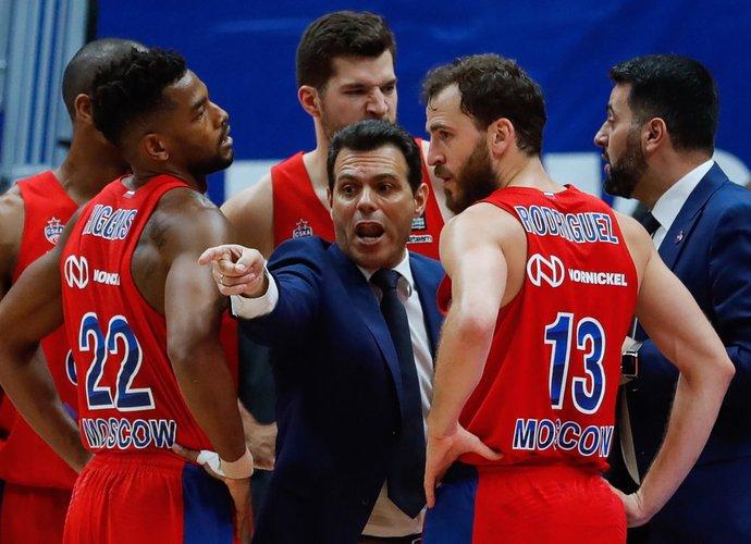 A.White'as mano, kad laimės CSKA (Scanpix nuotr.)
