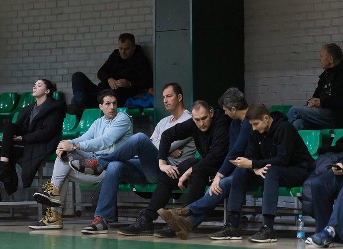 NBA skautai susirinko Kaune (Dainius Lukšta, NKL)