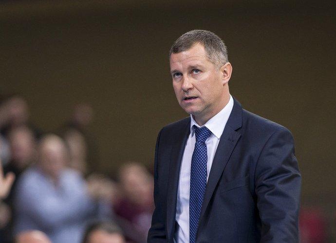 T.Rinkevičius bando gerinti komandos žaidimą (BNS nuotr.)