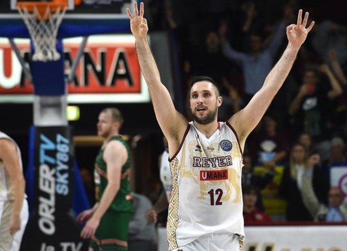G.Orelikas tapo mačo didvyriu (FIBA Europe)