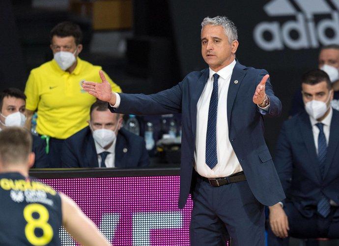 I.Kokoškovas negalės darbuotis per pirmuosius du ketvirtfinalio mačus (Scanpix nuotr.)