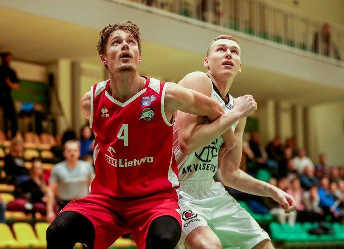 R.Stankevičius fiziškai yra vienas geriausiai pasiruošusių NKL žaidėjų (Nuotr. NKL)