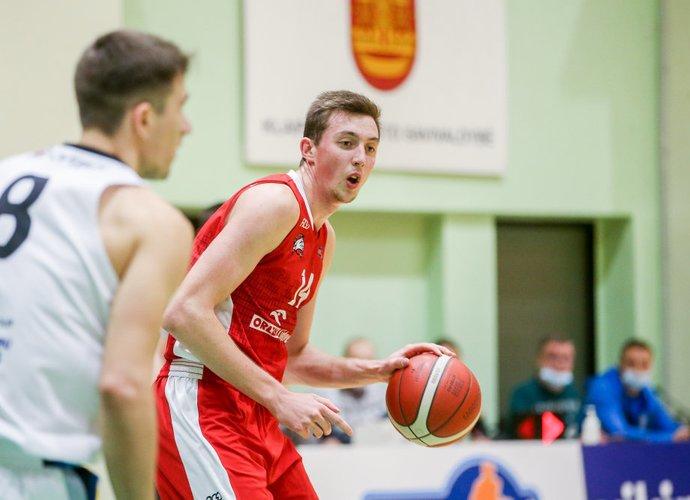 E.Naruševičius žais Vilkaviškio klube (Foto: Matas Baranauskas)