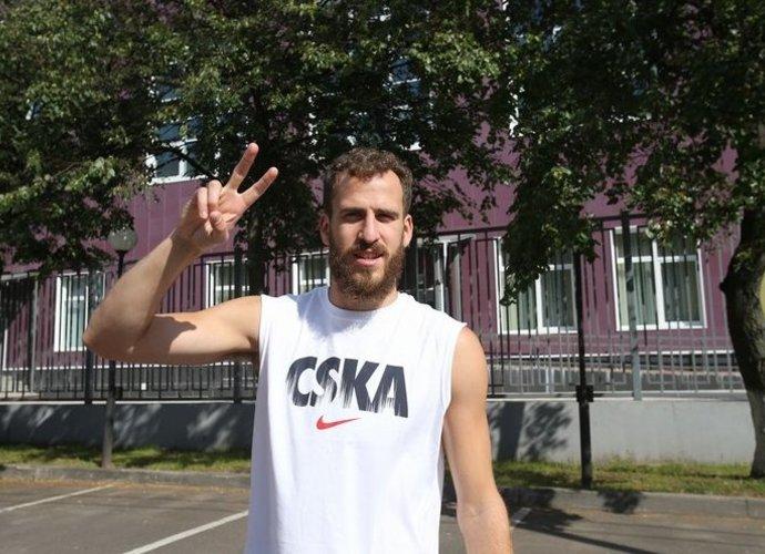 S.Rodriguezas tikisi laimėti titulą su CSKA komanda