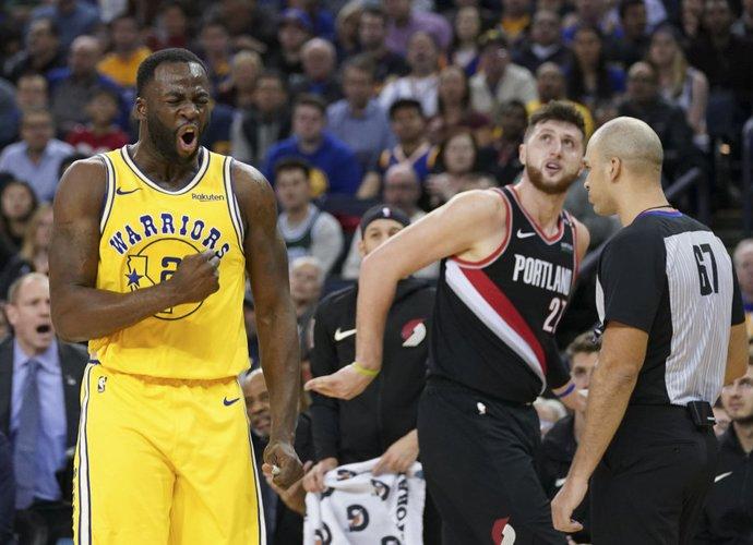 D.Greenas įžvelgia NBA labai daug dramos (Scanpix nuotr.)