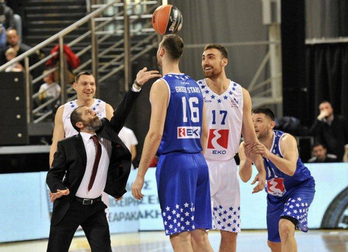 """Graikijos lygoje vyko """"Visų žvaigždžių"""" rungtynės"""