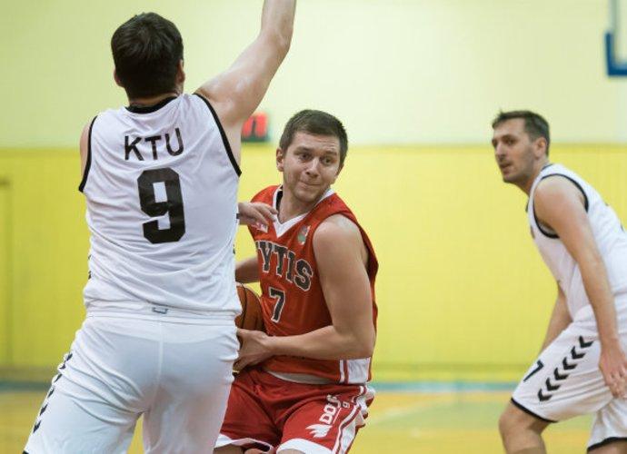 M.Žaunieriūnas keliasi į Mažeikius (Dainius Lukšta, NKL)