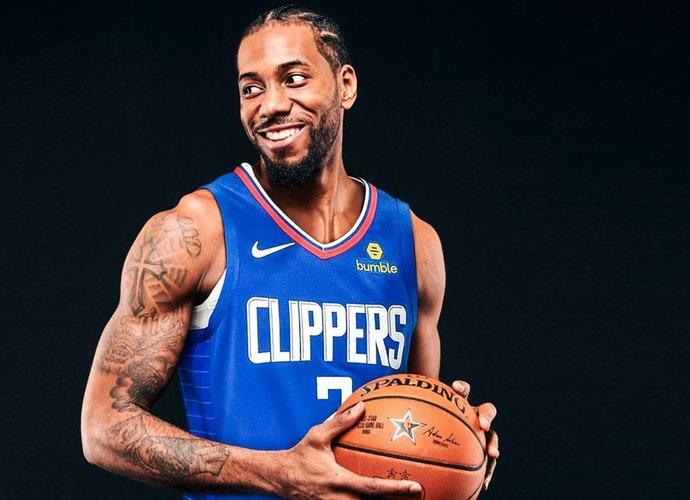 K.Leonardas sudrebino NBA