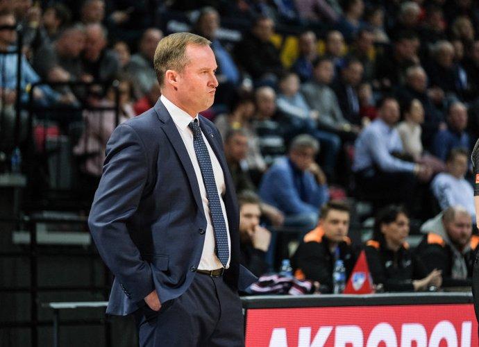 K.Maksvytis pasidžiaugė pergalėmis (BNS nuotr.)