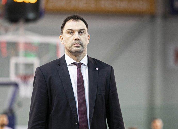 N.Čanakas patenkintas komandos progresu (BNS nuotr.)