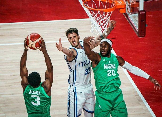 Italai pasiekė pergalę (FIBA nuotr.)