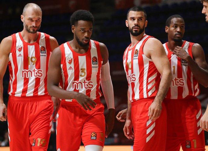 Belgrado ekipa turėjo pavargti