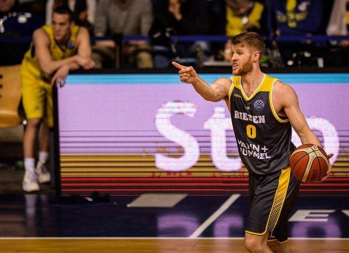 Th.Walkupas rinkimuose užėmė trečiąją vietą (FIBA Europe nuotr.)