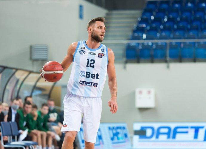 D.Tarvydas pelnė 18 taškų (Dainius Lukšta, NKL)