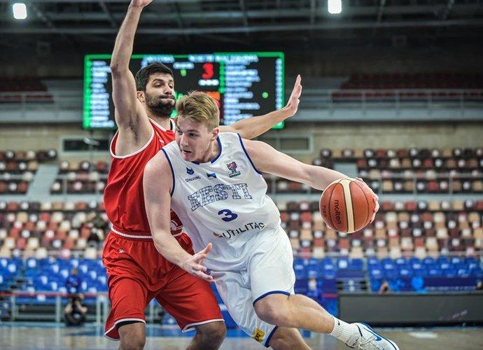Estai pateko į Europos čempionatą (FIBA Europe nuotr.)